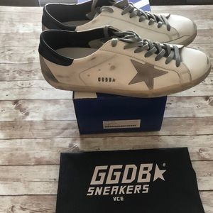 NWT Men's Golden Goose  Superstars